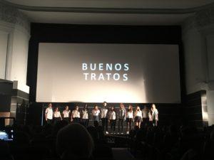 """Teatro por los """"Buenos tratos"""""""