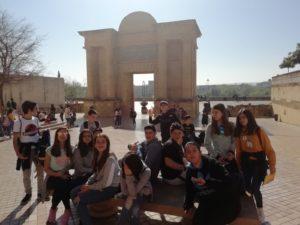 Visita a Córdoba del alumnado de 2º y 3º de ESO