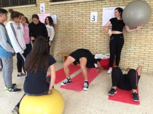 Talleres de salud postural